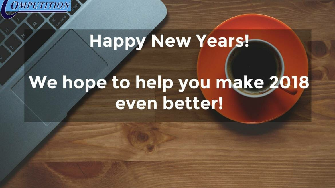 Happy New Years from the Computition Staff