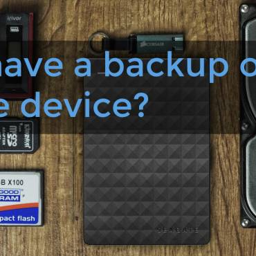 Backup Awareness – What's a true a backup?